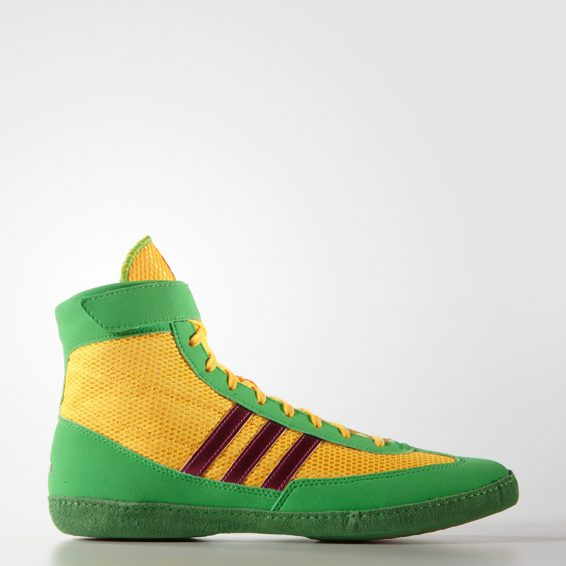 Adidas Combat Speed 4 Boots - Gold/Pink