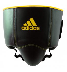 Adidas Hybrid Pro Men's Groin Guard - Black/Yellow