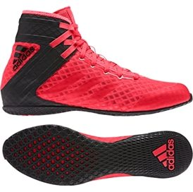 Adidas Speedex 16.1 Boxing Boots - Black/Red