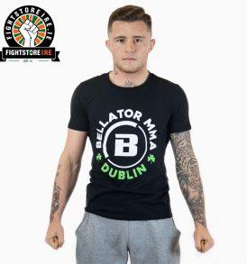Bellator MMA Dublin Tee - Black