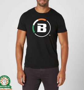 Bellator MMA Dublin Tee - Black - Fight Store IRELAND