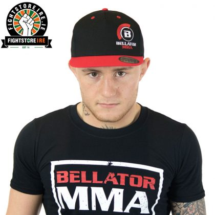 Bellator MMA Hero Logo Snap Back Cap