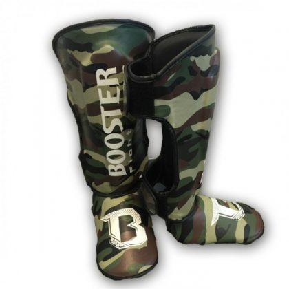 Booster Camo Kids Shinguards