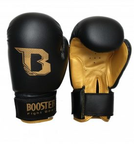 Booster Kids Boxing Gloves - Gold
