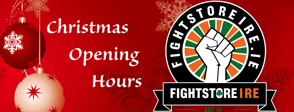 Christmas opening hours and last day for delivery