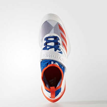 brand new 1b02b bf70f Adidas Crazy Power Weightlifting Shoes – WhiteRedBlue
