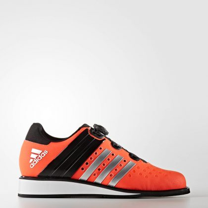 huge selection of c46fe 16735 Adidas Drehkraft Weightlifting Shoes – Solar Red