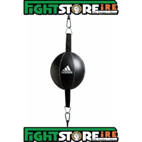 Adidas Leather Double End Speed Ball - Black