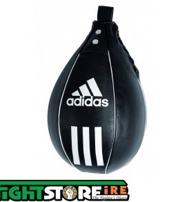 Adidas Leather Speed Ball - Black
