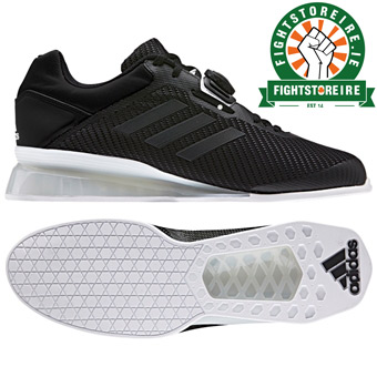 the best attitude 9d70d 2e11e Adidas Leistung 16 II Weightlifting Shoes – BlackWhite