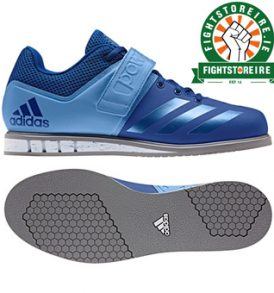 Adidas Powerlift 3 Weightlifting Shoes - Blue