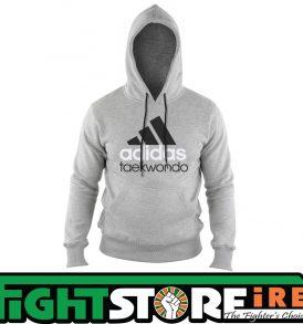 Adidas Taekwondo Hoody - Grey