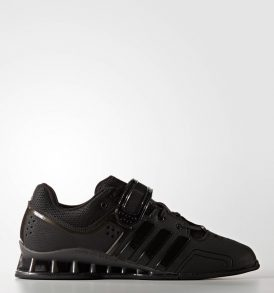 Adidas adiPower Weightlifting Shoes - Core Black