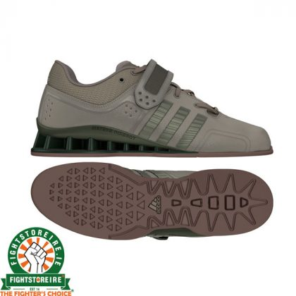 Adidas adiPower Weightlifting Shoes - Cargo