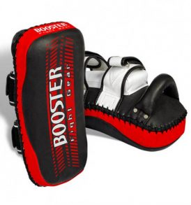 Booster V4 Kick Thai Pads - Red