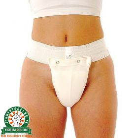 CIMAC Ladies Groin Guard - White
