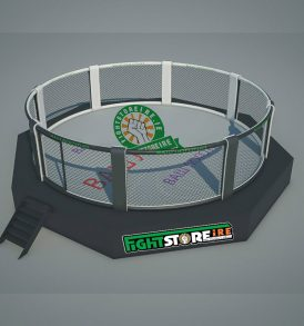 Round MMA Cage in Various Sizes