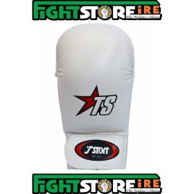 T-Sport Competition Karate Mitts - White