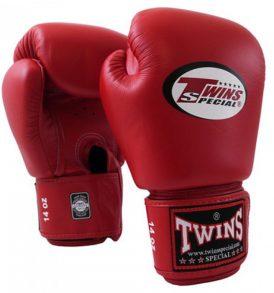 Twins BGVL 3 Thai Boxing Gloves - Wine Red