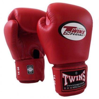 Twins BGVL 3 Thai Boxing Gloves - Wine Red