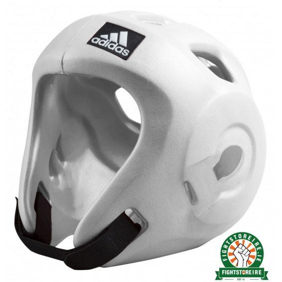 Adidas Adizero Speed Head Guard - White