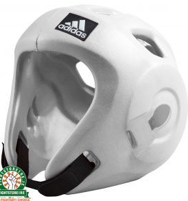 Adidas Adizero Speed Head Guard - White