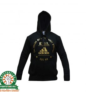 Adidas Boxing Hoody - Black