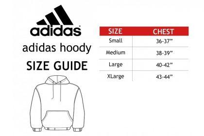 Adidas Boxing Hoody - Black