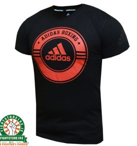 Adidas Boxing T-Shirt - Black