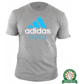 Adidas Boxing T-Shirt - Grey