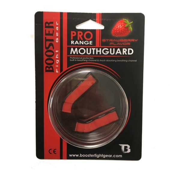 Booster Strawberry Flavour Mouthguard