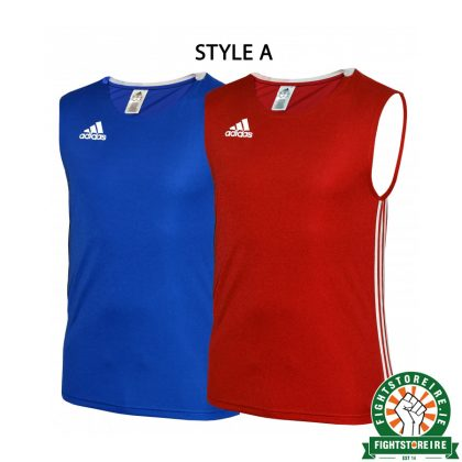 Adidas Competition Boxing Vests - Style A
