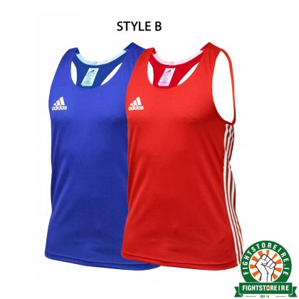 Adidas Competition Boxing Vests - Style B