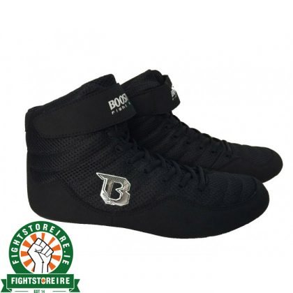 Booster Boxing Boots - Black