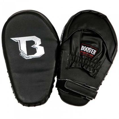 Booster Large Boxing Mitts - Black