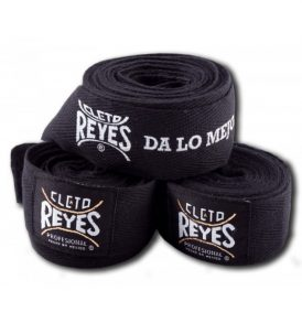 Cleto Reyes Hook and Loop Closure Handwraps