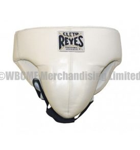 Cleto Reyes Traditional Foul Protector - White