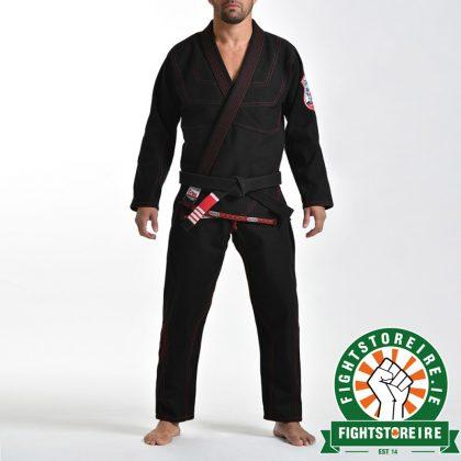 Grips Cali 99 BJJ Kimono - Black