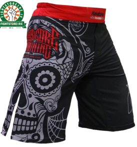 Hardcore Training Revolvers Shorts - Black/Red