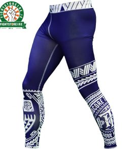 Hardcore Training Ta Moko Compression Tights