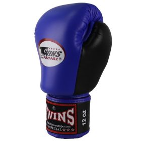 Twins Special BGVL 3 Thai Boxing Gloves - Blue/Black