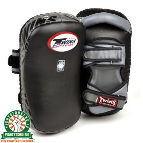 Twins Special TKP 7 Muay Thai Leather Kick Pads