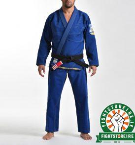 Grips Cali 99 BJJ Kimono - Blue
