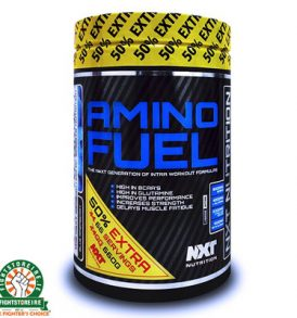 NXT Nutrition Amino Fuel + 50% Extra Fill 660g - Fight Store IRELAND