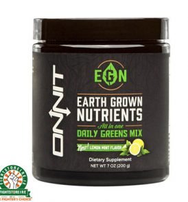 Onnit Earth Grown Nutrients - Lemon Mint