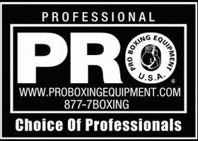 Pro Boxing Equipment