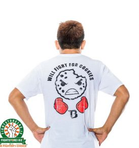 Booster Cookies Tee - White