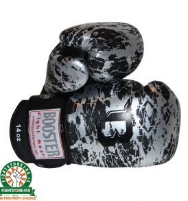 Booster V3 Boxing Gloves - Fantasy Silver