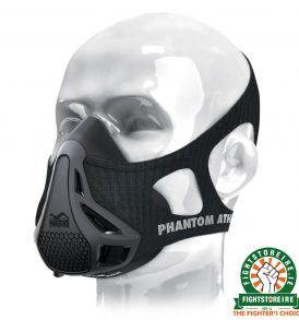Phantom Training Mask - Black