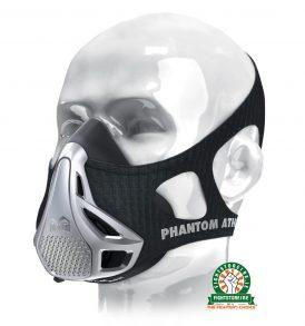 Phantom Training Mask - Silver
